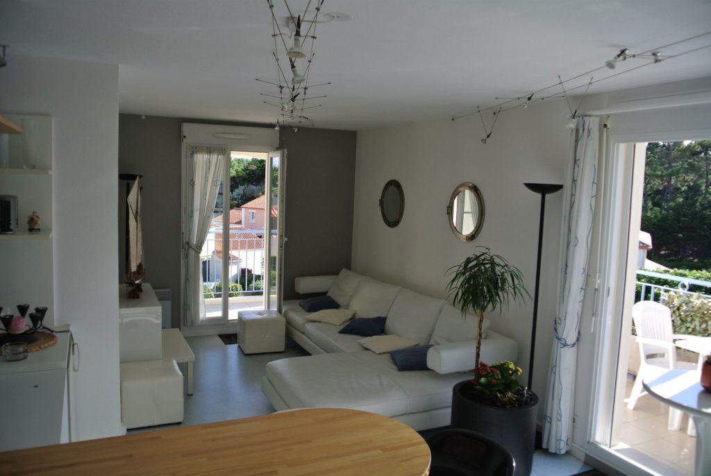 Achat appartement a Brétignolles sur Mer