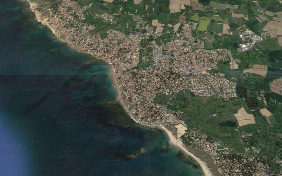 Terrain a vendre à Bretignolles sur Mer